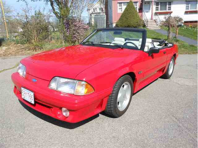 1993 Ford Mustang GT | 974269
