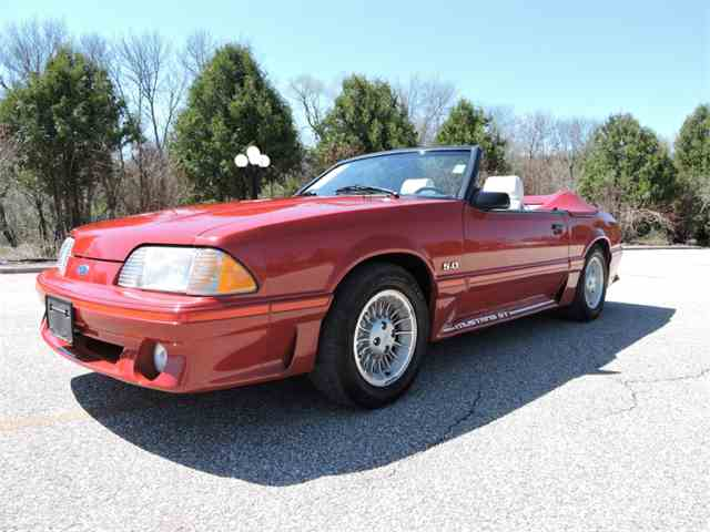 1987 Ford Mustang | 974274