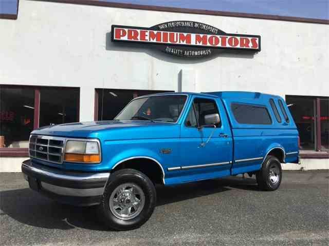 1995 Ford F150 | 974277