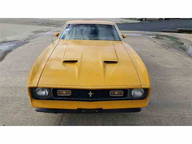 1971 Ford Mustang   974281
