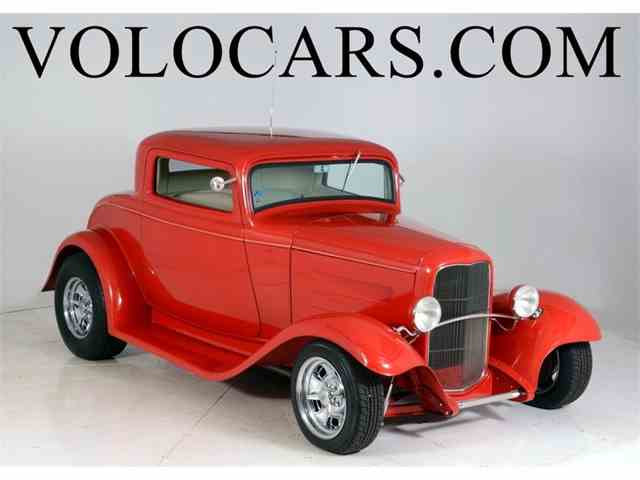 1932 Ford 3 Window | 974282
