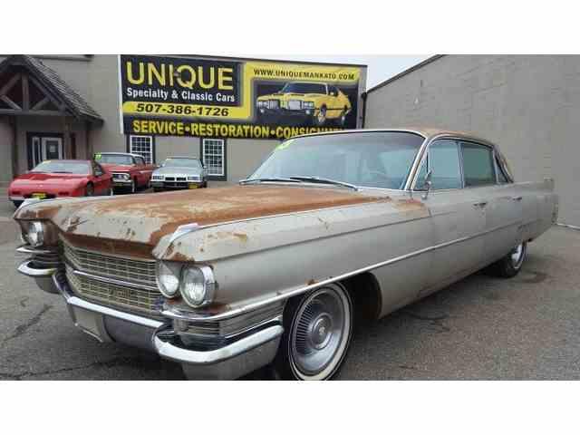 1963 Cadillac Sedan DeVille | 974284