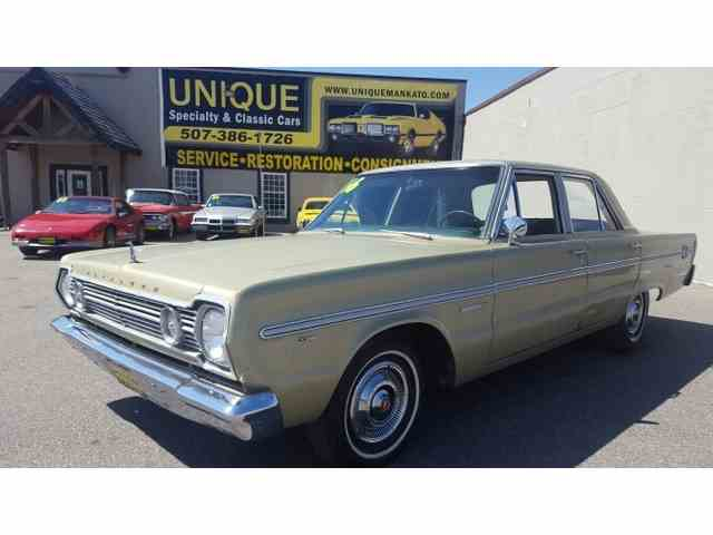 1966 Plymouth Belvedere | 974286