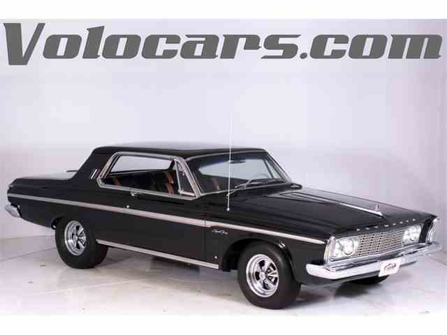 1963 Plymouth Sport Fury | 974287