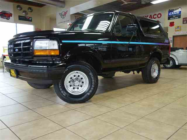 1992 Ford Bronco | 974289
