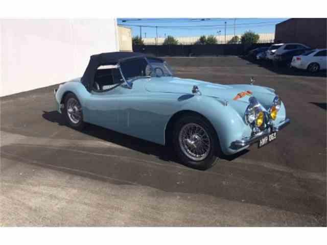 1954 Jaguar XK120   974294