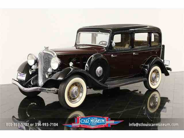 1933 Hudson KT Eight Essex Terraplane | 974308