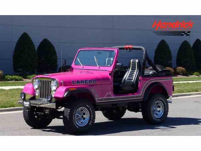 1986 Jeep CJ7 | 974311