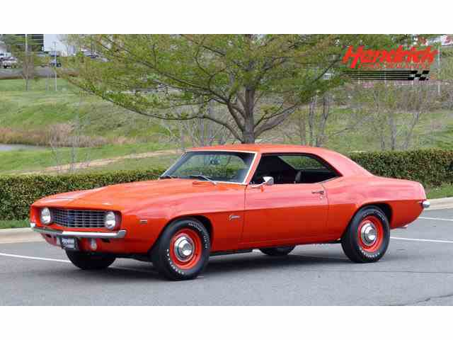 1969 Chevrolet Camaro | 974312