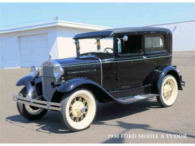 1930 Ford Model A | 974315
