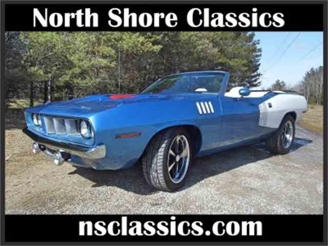 1971 Plymouth Barracuda | 974319