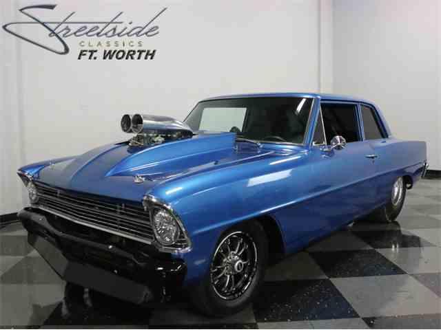 1967 Chevrolet Chevy II Pro Street | 974323