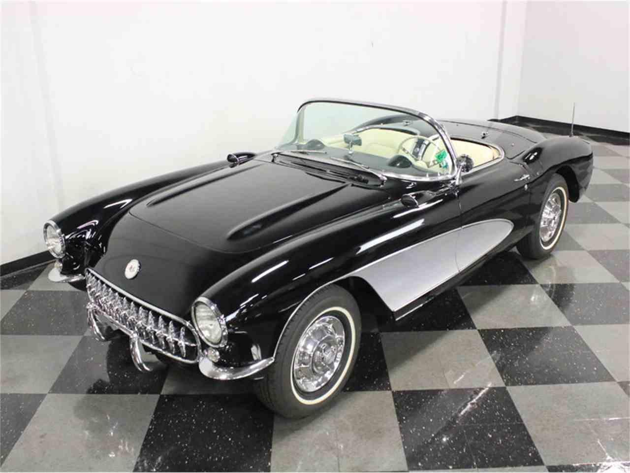 1957 chevrolet corvette for sale cc 974324. Black Bedroom Furniture Sets. Home Design Ideas