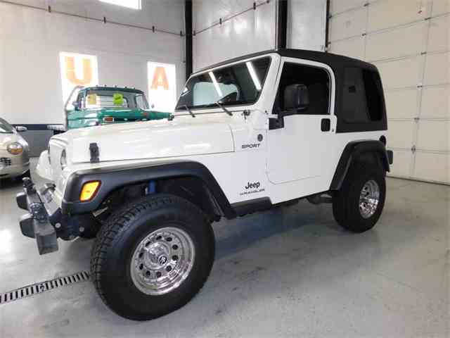 2005 Jeep Wrangler | 974325