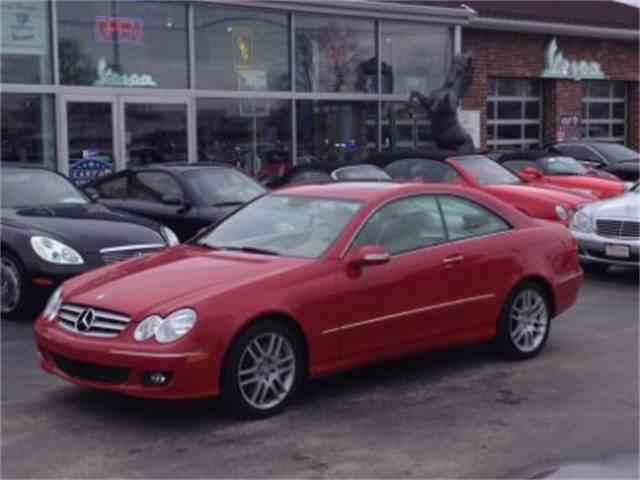 2008 Mercedes-Benz CLK | 974329
