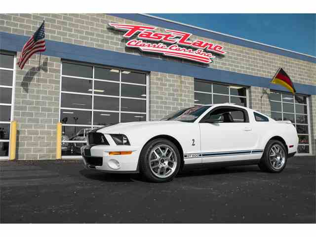 2007 Ford Mustang | 974339