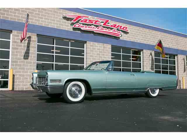 1966 Cadillac Eldorado | 974340
