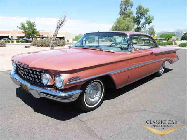 1960 Oldsmobile 98 | 974344