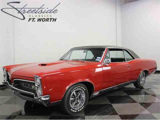 1967 Pontiac GTO | 974345