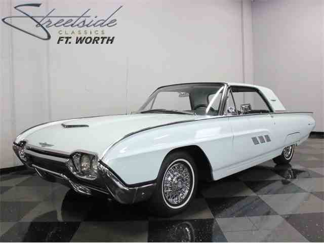 1963 Ford Thunderbird | 974351