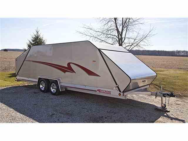 2010 Montrose 22-Foot  Enclosed Aluminum Car Trailer | 974354