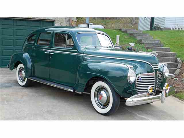 1941 Plymouth Model P12 Special Deluxe Four-Door Sedan | 974355