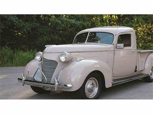 1939 Hudson Series 98 3/4-Ton Big Boy Pickup   974356
