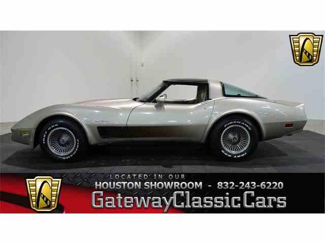 1982 Chevrolet Corvette | 970437