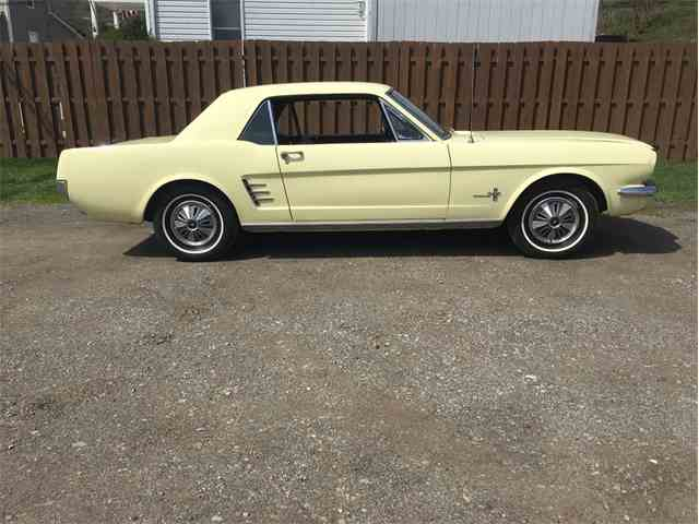 1966 Ford Mustang | 974374