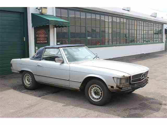 1979 Mercedes-Benz 350SL | 974386