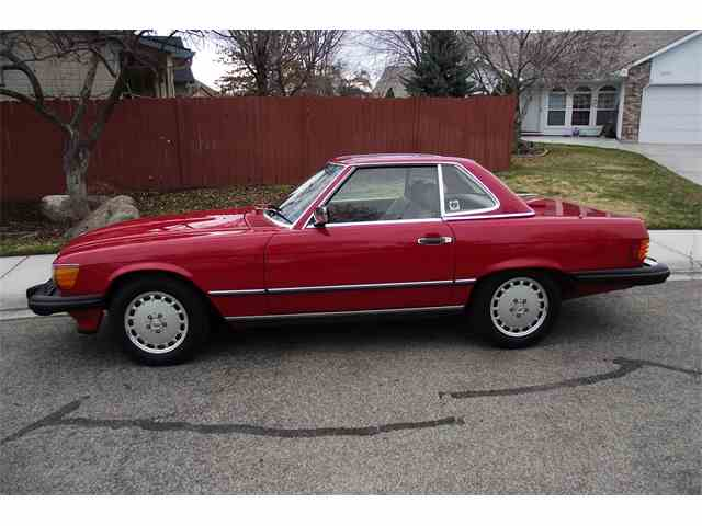 1987 Mercedes-Benz 560SL | 974396