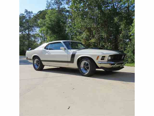 1970 Ford Mustang | 970044
