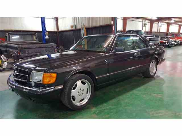 Picture of 1989 Mercedes-Benz 560SEC Offered by PC Investments - KVUO