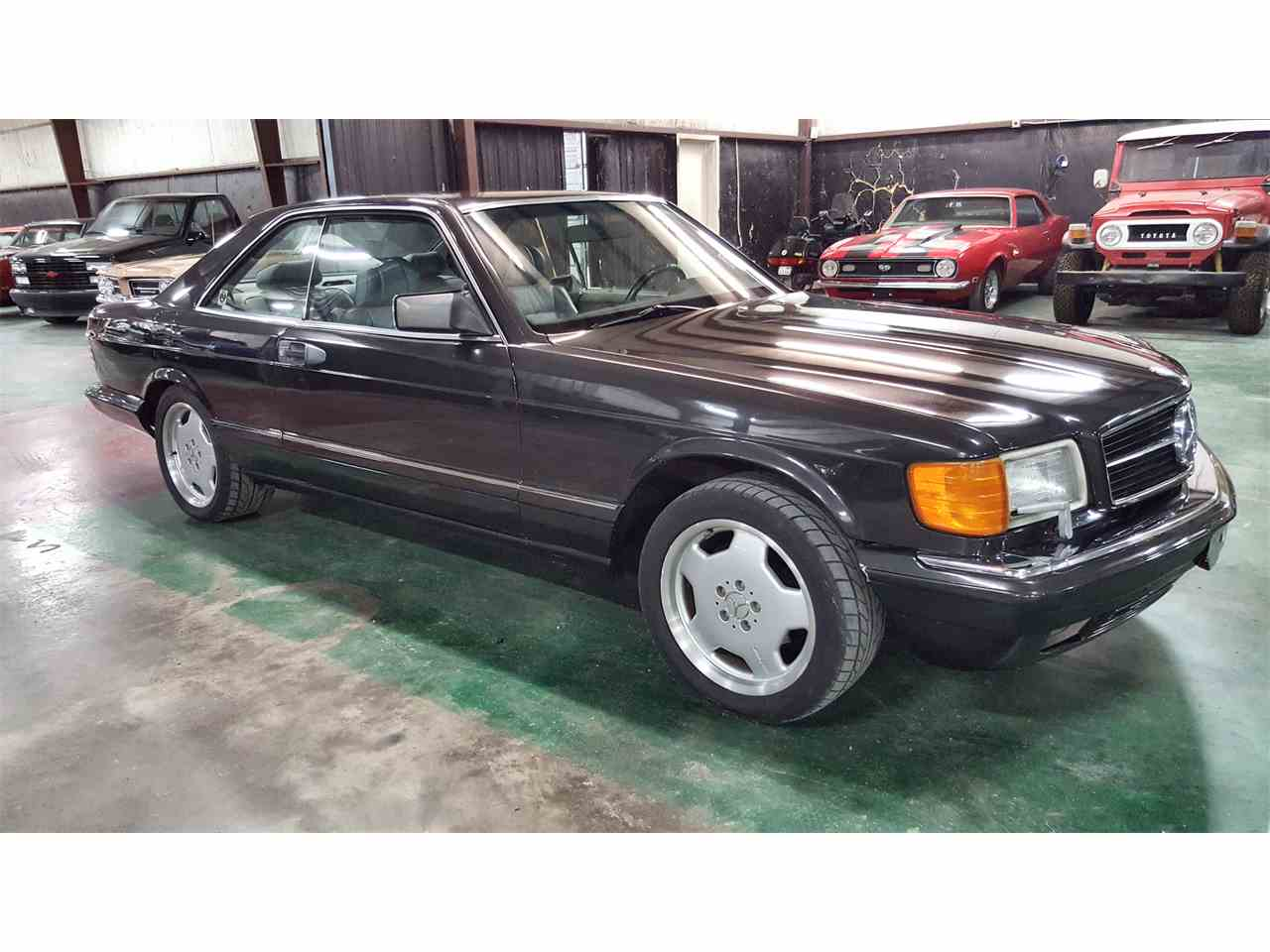 1989 mercedes benz 560sec for sale cc for Mercedes benz for sale in texas