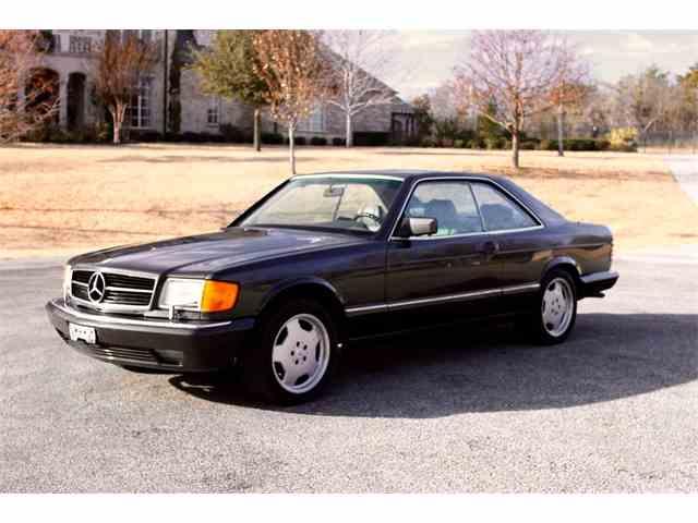 1989 Mercedes-Benz 560SEC | 974400