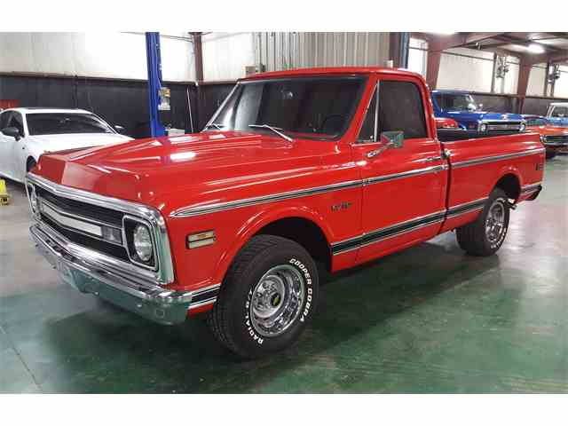 Picture of '69 C/K 10 - KVUP
