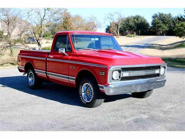 1969 Chevrolet C/K 10 | 974401
