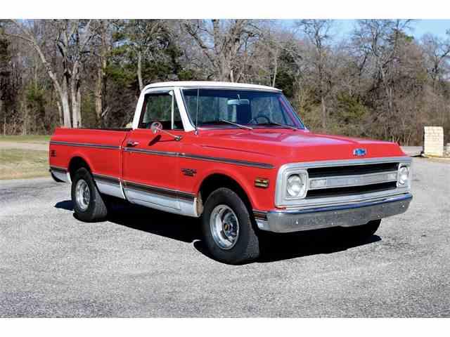 1970 Chevrolet C/K 10 | 974402