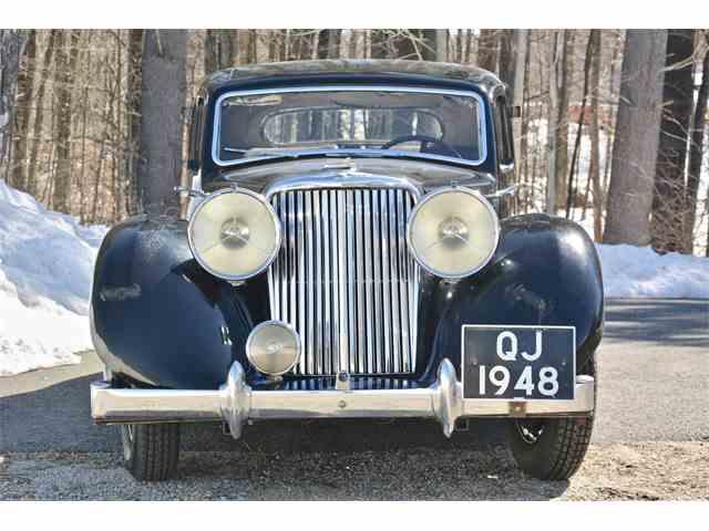 1948 Jaguar Mark IV | 974404