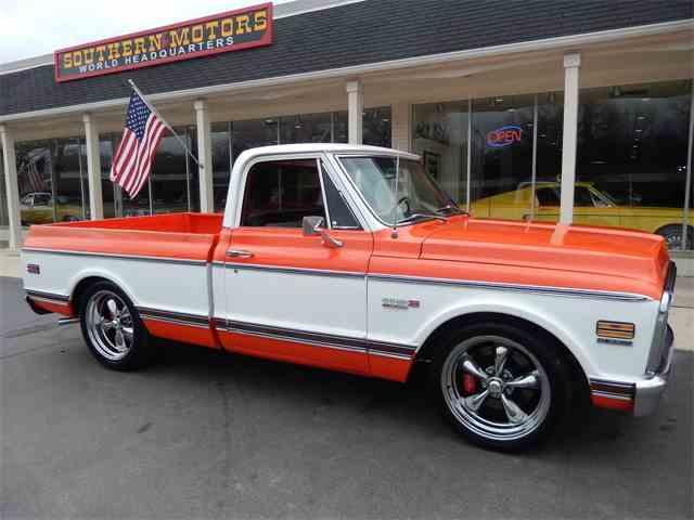 1971 Chevrolet Cheyenne | 974405