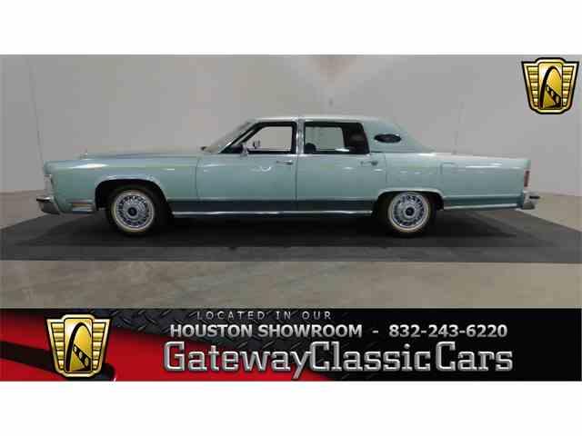 1978 Lincoln Continental | 970441