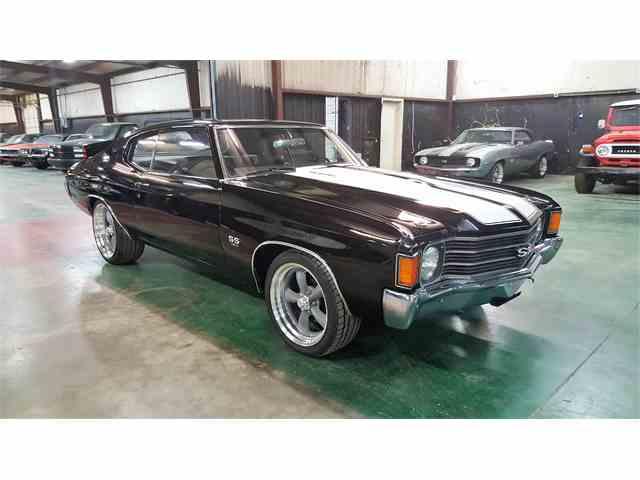 1972 Chevrolet Chevelle | 974413