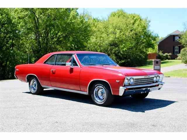 1967 Chevrolet Chevelle | 974415
