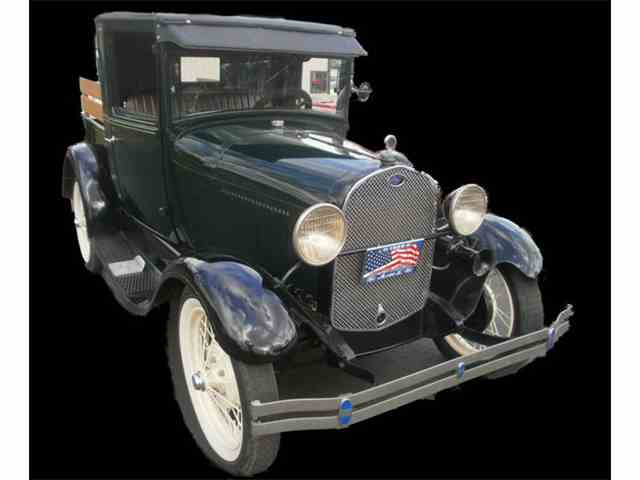 1929 Ford Model A Pickup | 974424
