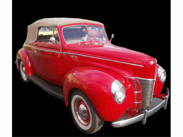 1940 Ford Super Deluxe | 974425