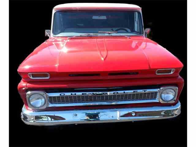 1966 Chevrolet Pickup | 974428