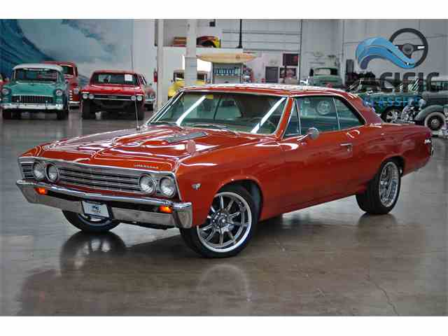 1967 Chevrolet Chevelle | 974431
