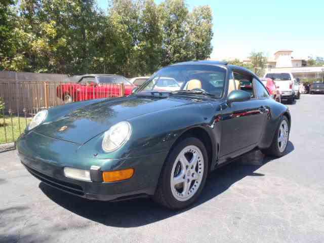 1998 Porsche 993/911 Carrera 2 | 974432