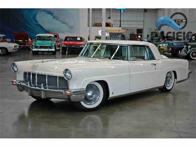 1956 Lincoln Continental Mark II | 974433