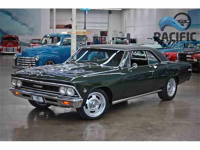 1966 Chevrolet Chevelle | 974451